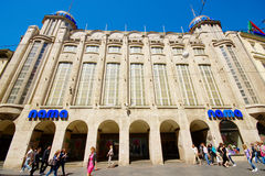 Nama Shopping Mall Royalty Free Stock Images