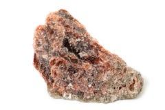 Namak negro de la sal o del kala Fotografía de archivo libre de regalías