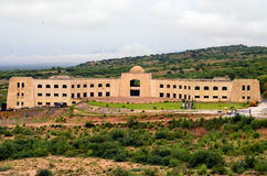 Namal College Mianwali!. Namal College is located at Rikhi in District Mianwali, Punjab, Pakistan. It is an associate college of the University of Bradford. The Royalty Free Stock Photos