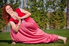Namaste Photographie stock libre de droits