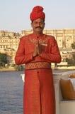 Namaste Stock Photo