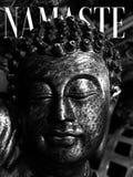 Namaste Imagenes de archivo