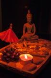 Namaste. Spa krishna Stock Photo