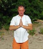 Namaste Royalty Free Stock Photo