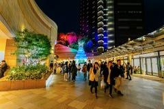 Namba Parks in Osaka, Japan Stock Photo