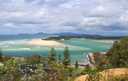 Nambucca Heads. On the Coffs Coast, New South Wales, Australia Royalty Free Stock Photography