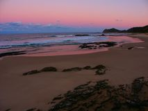 Nambucca Heads Sunset - Australia Stock Photography