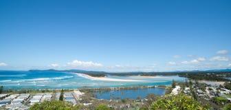 Nambucca panorama. Stock Image