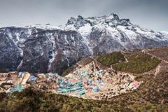 Namche Bazaar, Nepal Royalty Free Stock Image