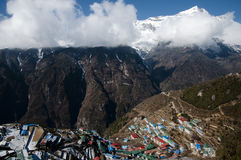Namche Bazar - Nepal Royalty Free Stock Photography