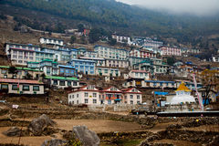 Namche Royalty Free Stock Images