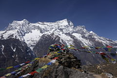 Namche, Nepal Imagens de Stock Royalty Free