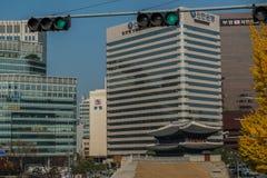 namdaemun de la puerta de Seul Fotos de archivo libres de regalías