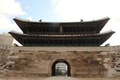 Namdaemun en Seul, Corea fotografía de archivo libre de regalías