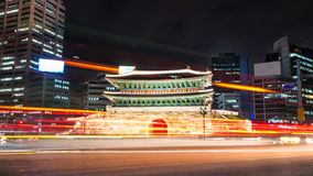 Namdaemun Gate Royalty Free Stock Photo