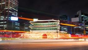 Namdaemun Gate Royalty Free Stock Photo