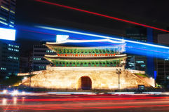 Namdaemun Gate Stock Photos