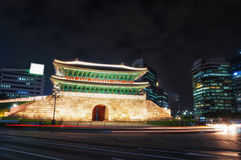 Namdaemun Gate Stock Images