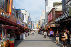 Namdaemun Market, Seoul, Korea royalty free stock photo