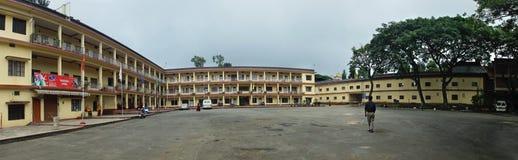 Namdroling Monastery Hostel Royalty Free Stock Images