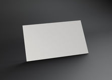 Name card stand Royalty Free Stock Image