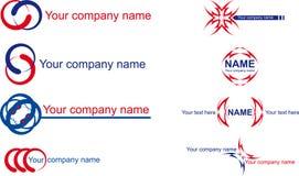 Name company Royalty Free Stock Photos