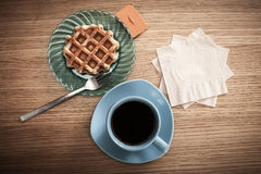 Name on Napkins Royalty Free Stock Images