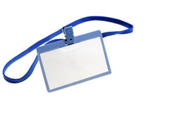 Name tag stock photo