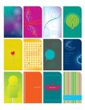 Namenskarte 3-2 Stockbilder