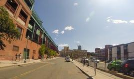 Fenway Park, Boston, MA stock photography