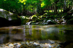 Namesawa Valleys, Japan. Royalty Free Stock Photos