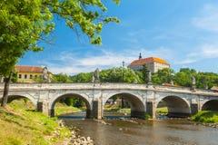 Namest nad Oslavou royalty free stock photography