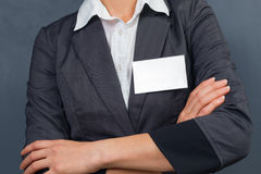 Nametag, space for text Stock Photos