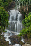Nameung waterfall samui thailand Royalty Free Stock Photos