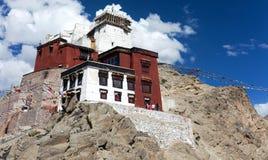Namgyal Tsemo Gompa Fotografia Stock