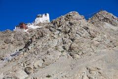 Namgyal Tsemo Gompa Stock Image