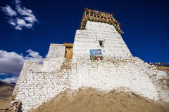 Namgyal Tsemo Gompa Stock Photography