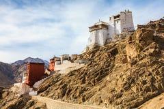Namgyal Tsemo Monastery Stock Photo