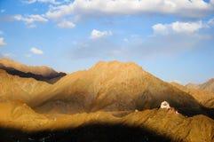 Namgyal Tsemo Monastery, Leh, Ladakh, India Stock Photos