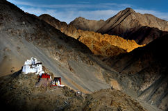 Namgyal Tsemo Monastery,Leh Ladakh Royalty Free Stock Images