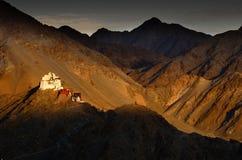 Namgyal Tsemo Monastery,Leh Ladakh Royalty Free Stock Photo