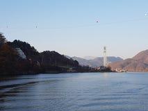 Trip to Korea royalty free stock images