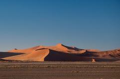 Namib öken Royaltyfria Foton
