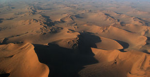 namib пустыни Стоковая Фотография RF