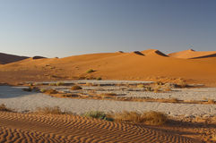 Namib Desert (2). A view near to the Deadvlei into the Namib desert stock photos