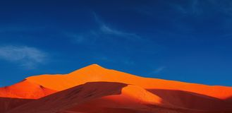 Namib Desert Royalty Free Stock Images