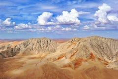 Namib desert landscape Stock Images