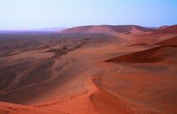 Namib desert Landscape Royalty Free Stock Images