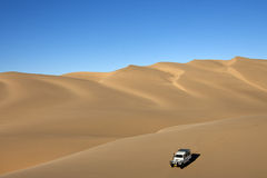 The Namib Desert - Namibia Stock Photography