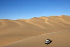 The Namib Desert - Namibia stock photography